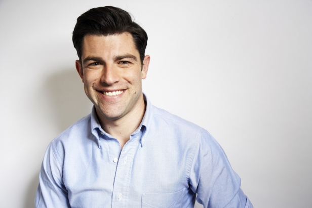 Let Max Greenfield stare into your soul and steal your thoughts
