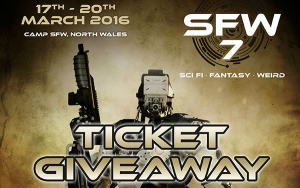 Win tickets to Sci-Fi Weekender 2016 with our competition!