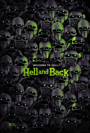 Hell And Back new poster is nice and spooky