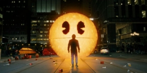 Win a goody bag for Pixels, in cinemas 12 August