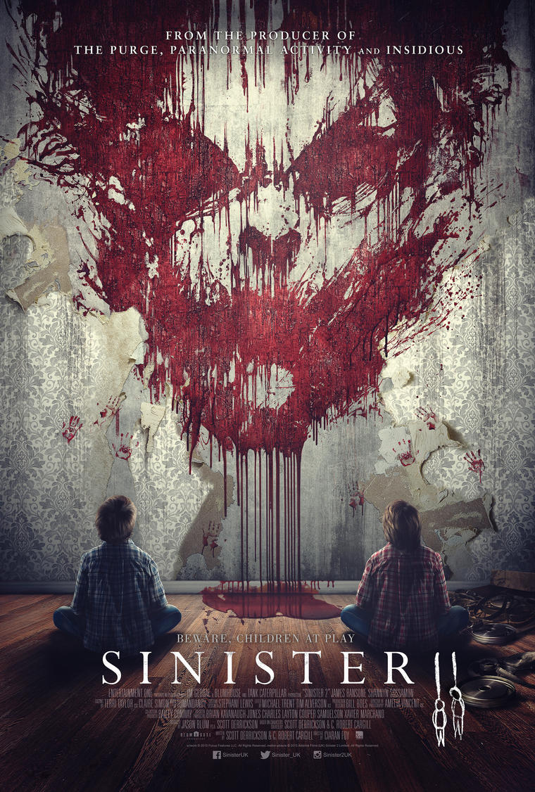 Sinister 2 film review: double the scares?