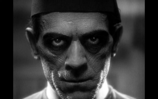 Boris Karloff in The Mummy