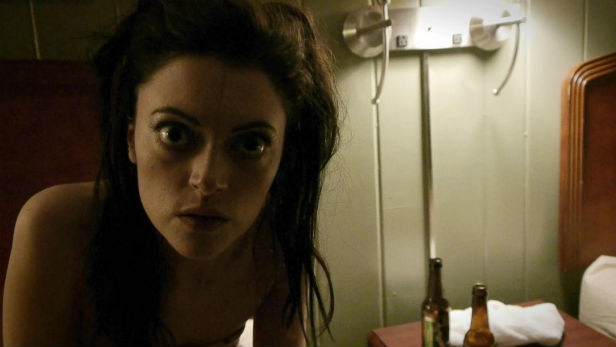 Hannah Fierman in V/H/S