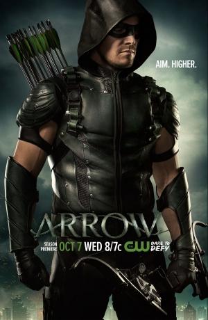 Arrow Season 4 new poster has tickets to the gun show