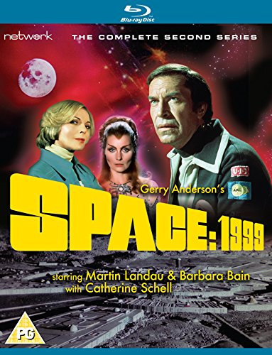 Space 199 Series 2 Blu-ray review