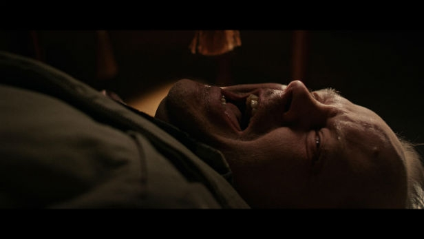 Things get bad for Larry Fessenden in Body