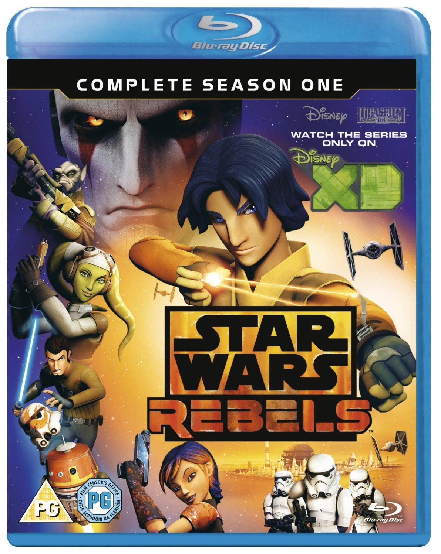 Star Wars Rebels: Season 1 Blu-ray review – life after Lucas