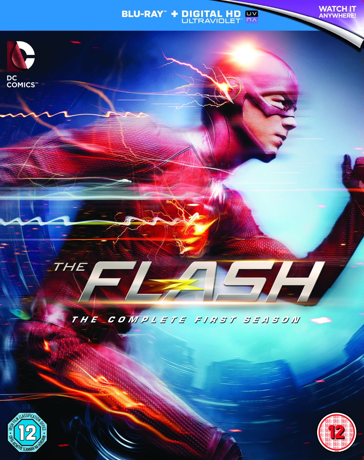 The Flash Season 1 review: speeding to the top