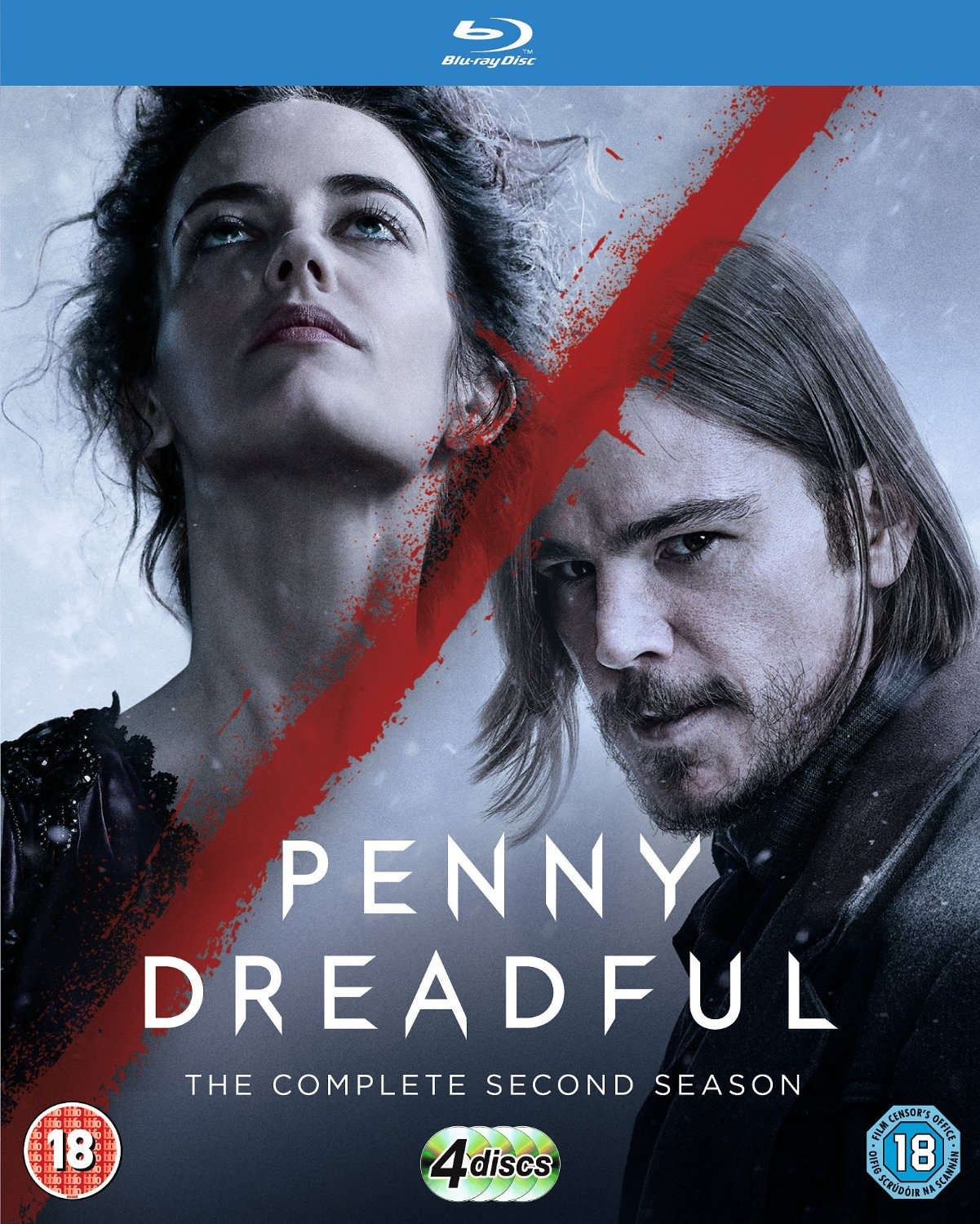 Penny Dreadful Season 2 Blu-ray review