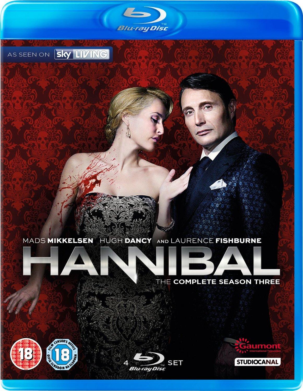 Hannibal Season 3 Blu ray review – Bon Appetite!