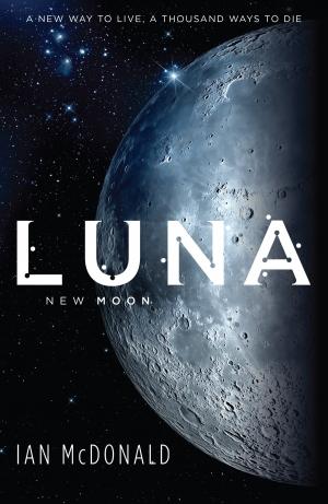 Luna: New Moon's Ian McDonald brings a knife to a sci-fi fight