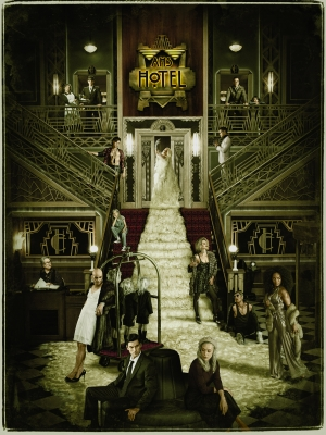 American Horror Story: Hotel cast photos & UK air date
