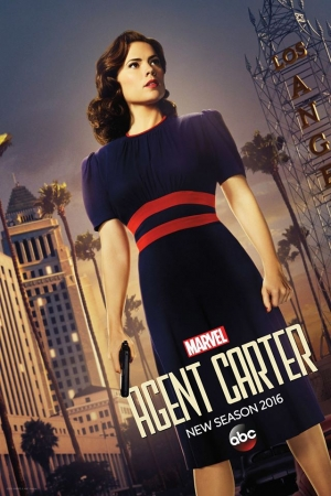 Agent Carter Season 2 new poster teases Los Angeles