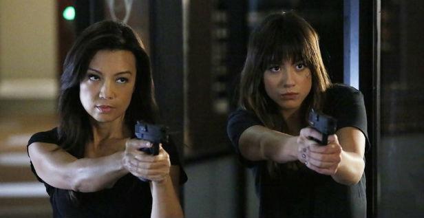Agents Of Shield Staffel 2 Blu Ray