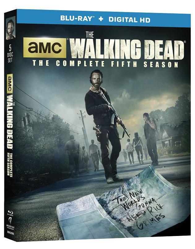 Walking Dead Season 5 Blu-ray review
