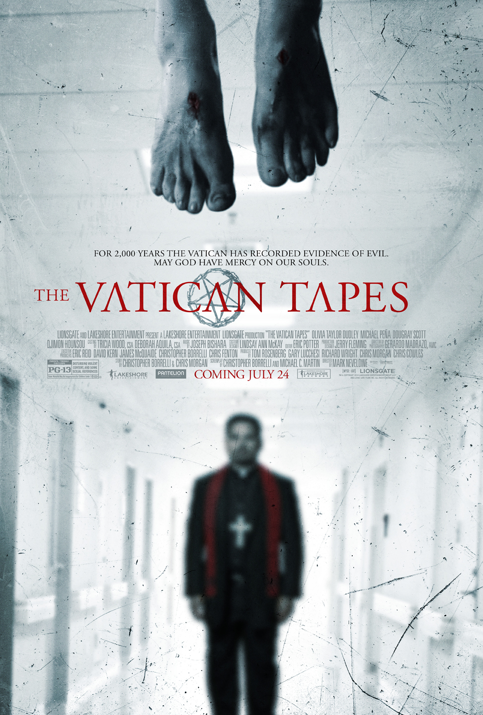 Vatican Tapes film review: possession horror
