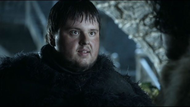 Game Of Thrones Samwell Tarly