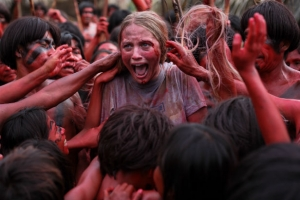 """Green Inferno: shooting """"was a crazy experience"""""""