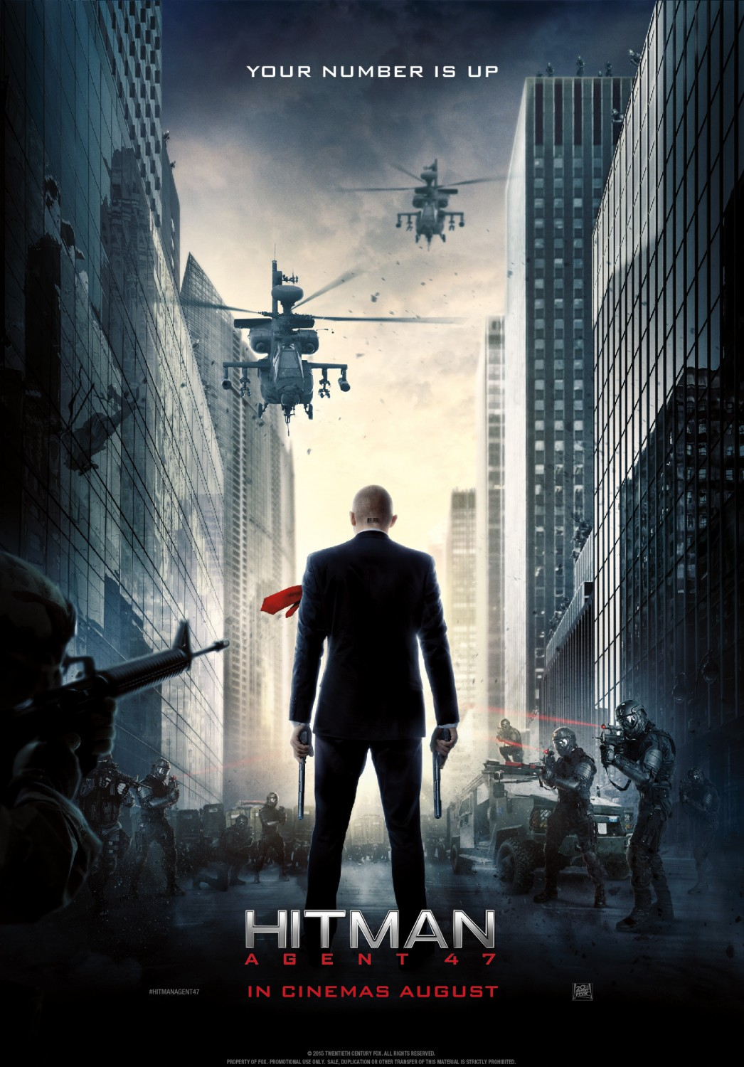 Hitman Agent 47 film review: hit or miss?