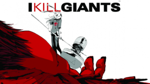 I Kill Giants film casts lead and Guardians Of The Galaxy star