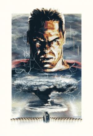Poster Posse x SciFiNow: Luke Butland takes on Kingdom Come