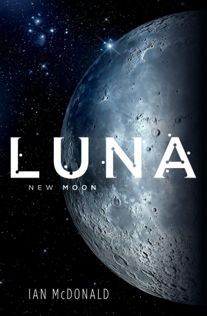 Luna: New Moon by Ian McDonald book review