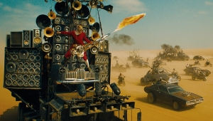 Mad Max: Fury Road: The Doof Warrior speaks