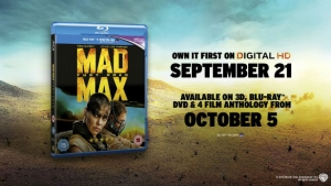 WIN MAD MAX: FURY ROAD LIMITED EDITION COMIC BOOK