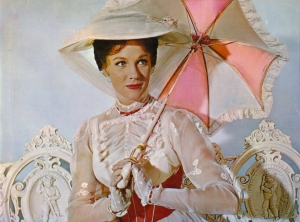 Mary Poppins is getting a Disney reboot, confused face