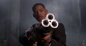 New Men In Black trilogy is on the way. Nod your head