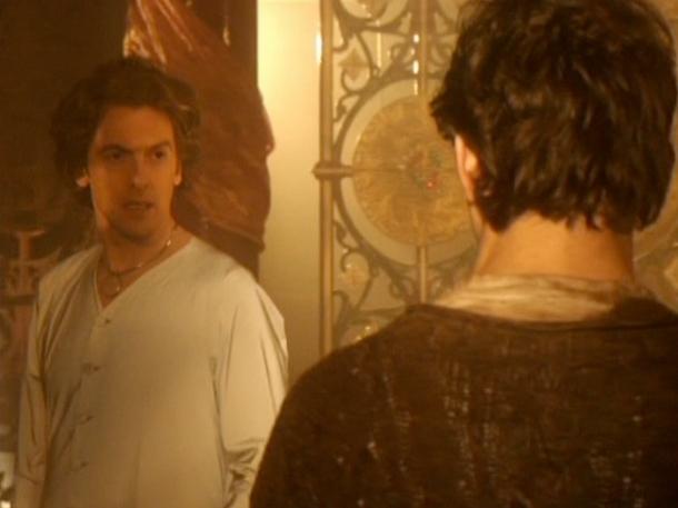 Peter Capaldi as Islington in BBC's Neverwhere