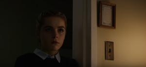 February trailer are Kiernan Shipka and Emma Roberts evil?