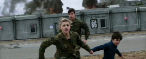 The 5th Wave trailer aliens took Chloe Grace Moretz's brother