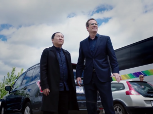 Heroes Reborn new TV spot is glad to be back