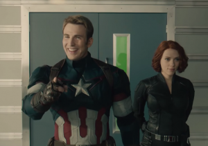 Avengers Age Of Ultron gag reel is creepy and hilarious