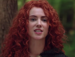 Once Upon A Time Season 5 trailer gets a visit from Merida