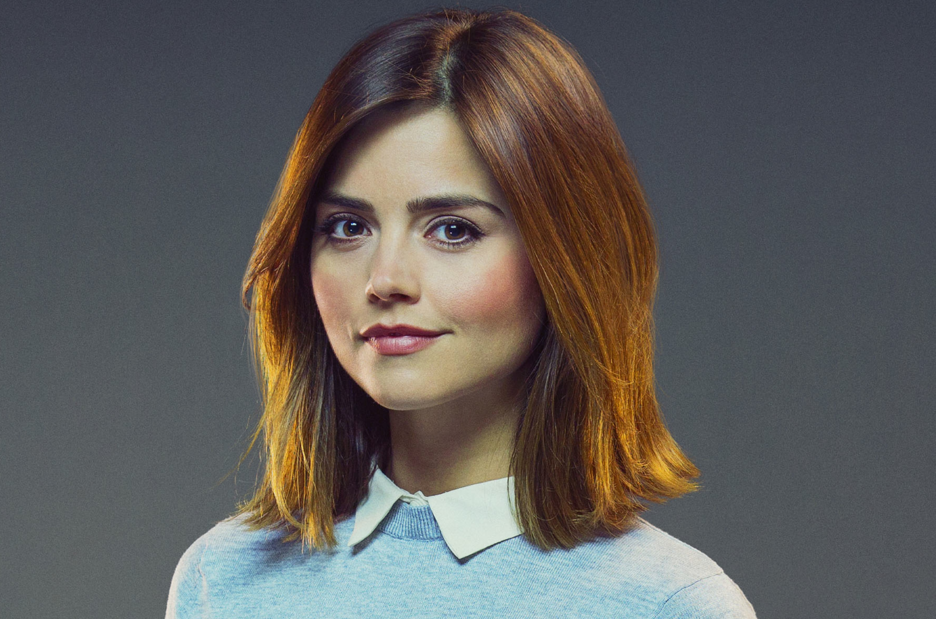 Doctor Who Series 9 Jenna Coleman Is Definitely Leaving