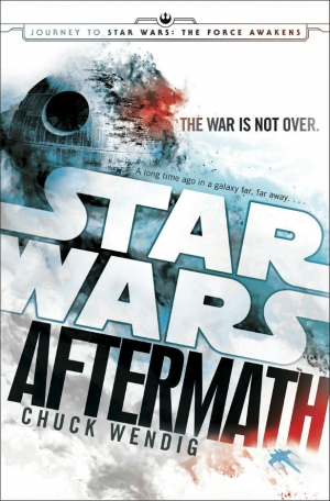 Star Wars: Aftermath by Chuck Wendig book review