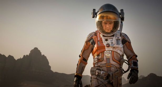 The Martian film review: Mars gets disco fever
