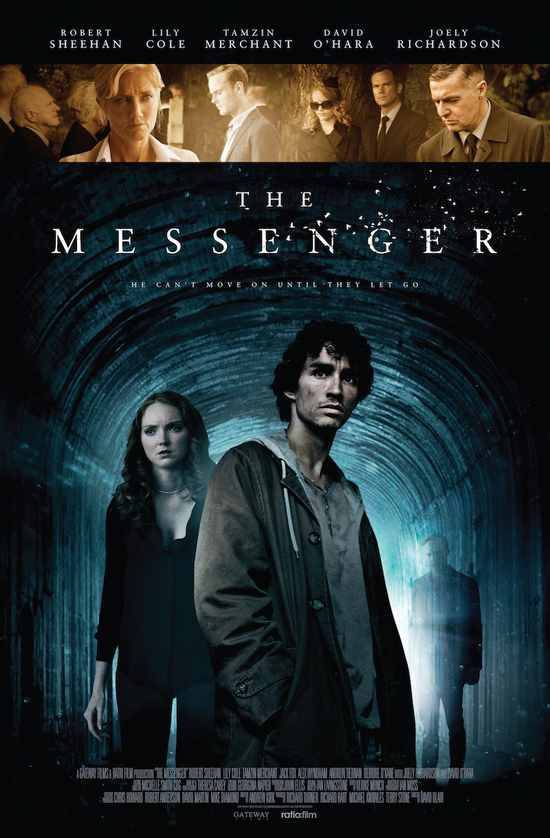 The Messenger film review: Robert Sheehan gets a Sixth Sense