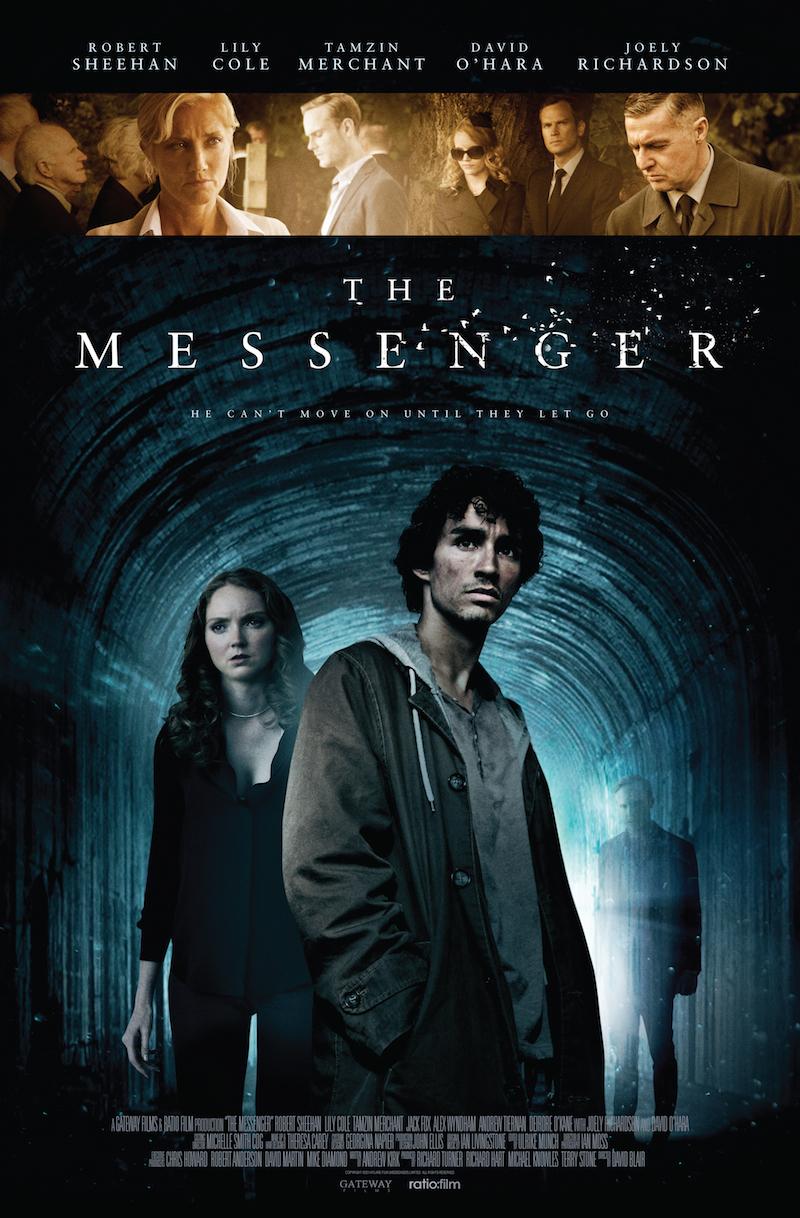 The Messenger film review: Robert Sheehan gets a Sixth Sense