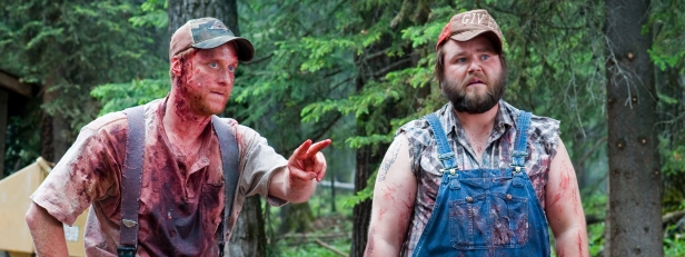 With Alan Tudyk in cult favourite Tucker And Dale Vs Evil