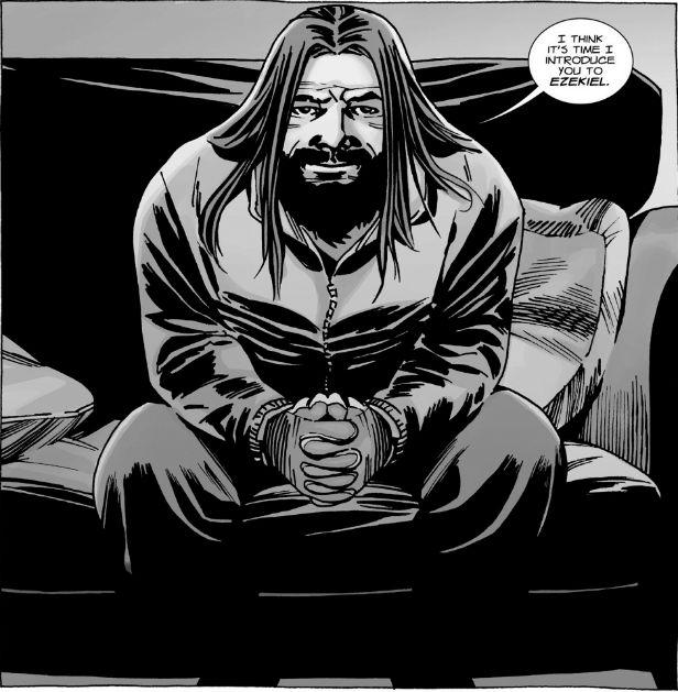 Walking Dead Paul Jesus Monroe