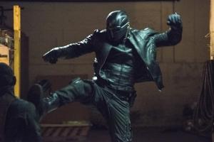 Arrow Season 4 new pics have a lot of Diggle