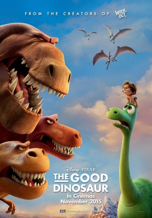 The Good Dinosaur new poster bares its teeth