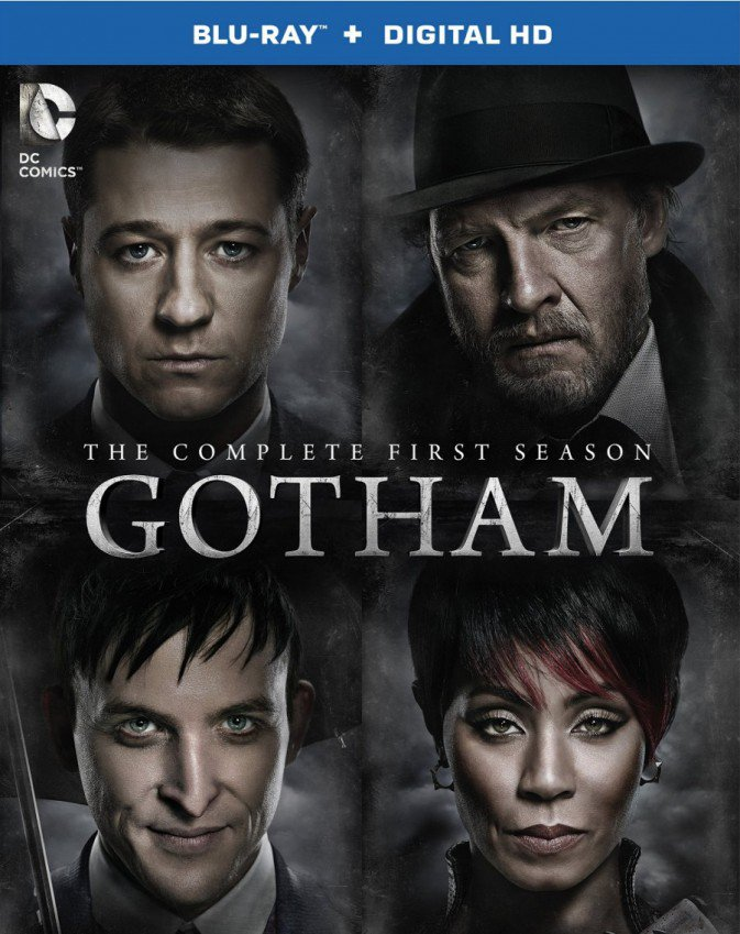 Gotham Season 1 Blu-ray review: Batman begins