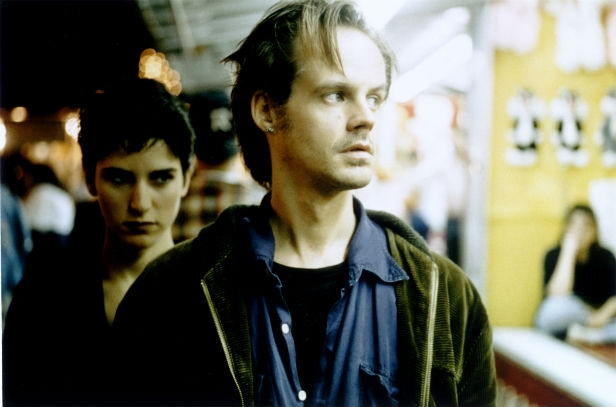 Fessenden wrote, directed and starred in acclaimed indie vampire tale Habit (1995)