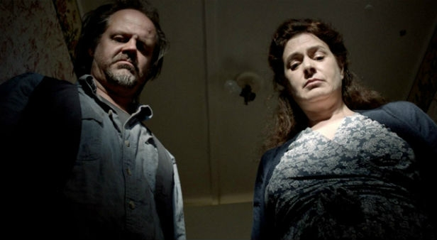 Fessenden and Sean Young in Chad Crawford Kinkle's Jug Face