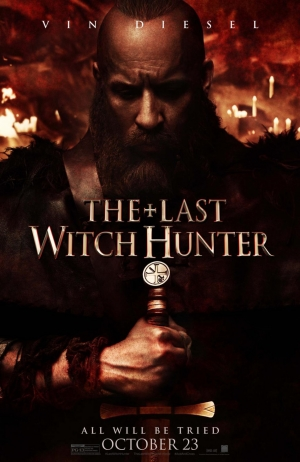 The Last Witch Hunter new poster is brooding about life