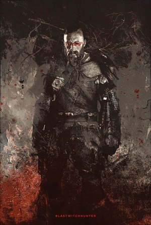 The Last Witch Hunter new poster has a very organic Vin
